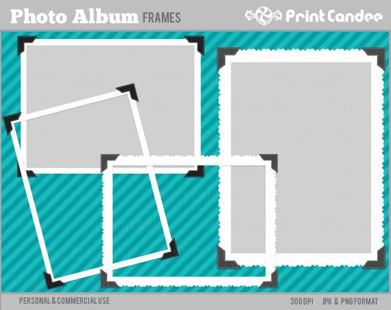 Photo Album Frames.