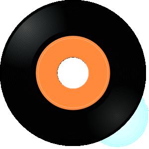 Record Album Clip Art at Clker.com.