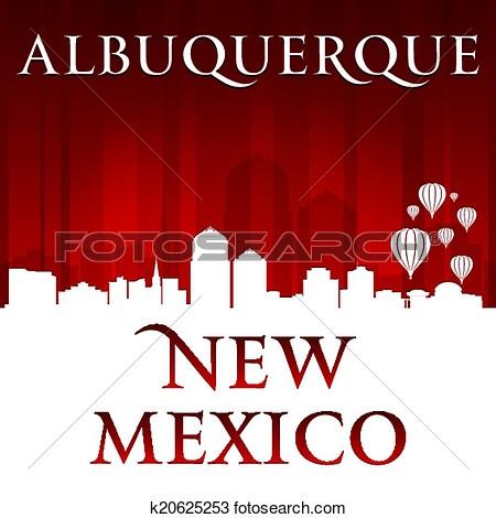 Albuquerque clipart.