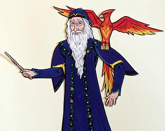 Albus dumbledore clipart.