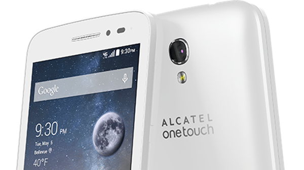 Alcatel One Touch Pop Clipart Specs.