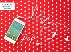 Alcatel onetouch pop clipart android.