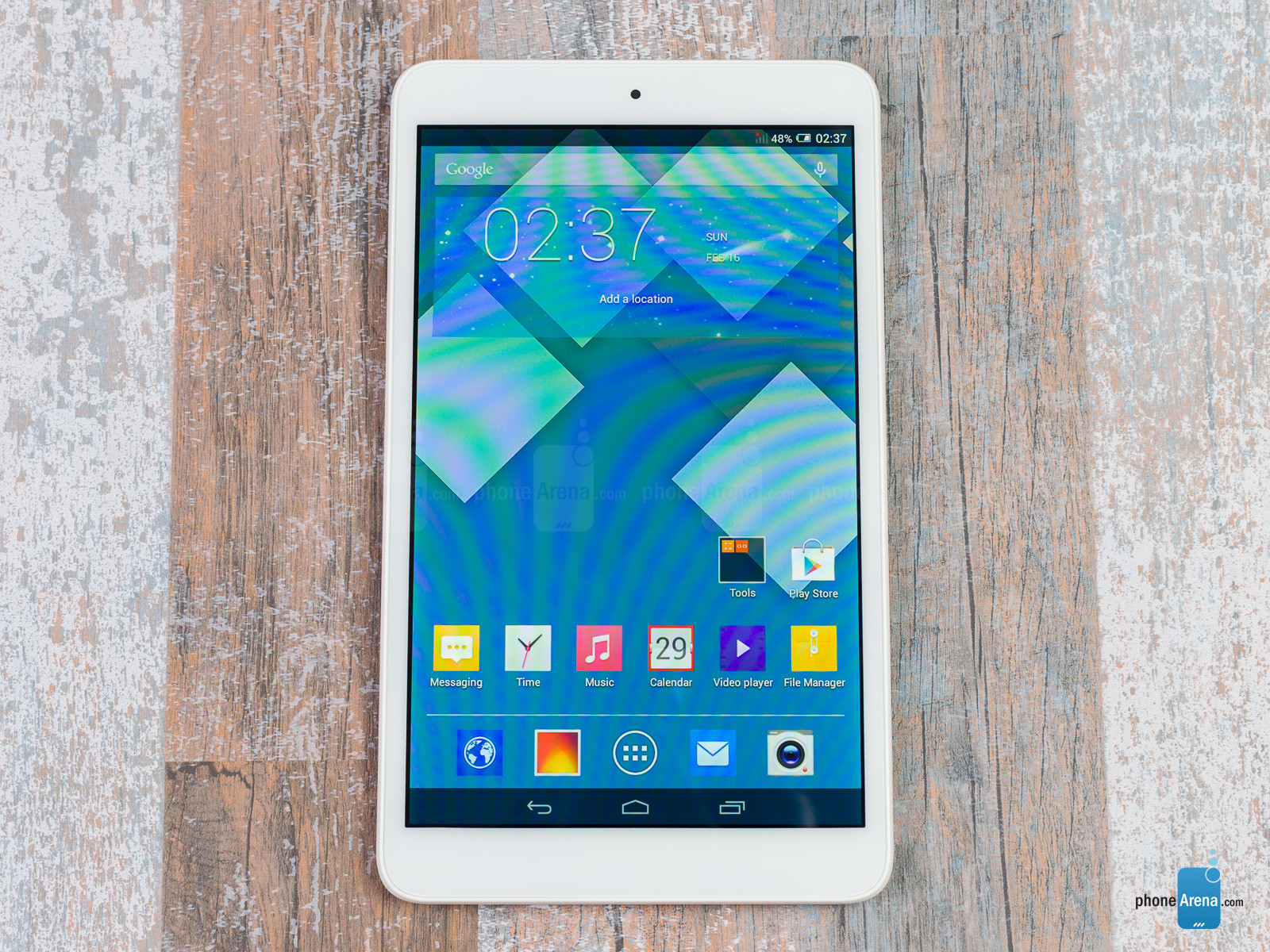Photos for : Alcatel OneTouch Pop 8 Review.
