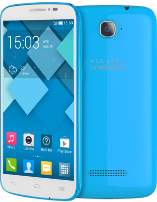 Review Alcatel One Touch Pop C7 Smartphone.