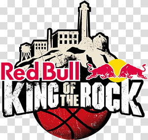 Red Bull King Of The Rock Tournament transparent background.