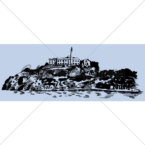 Alcatraz Island · GL Stock Images.