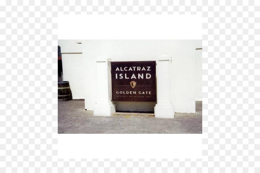 Alcatraz Island Property Brand Lands' End Font.