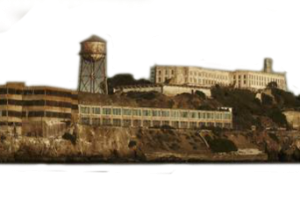 Alcatraz png 3 » PNG Image.