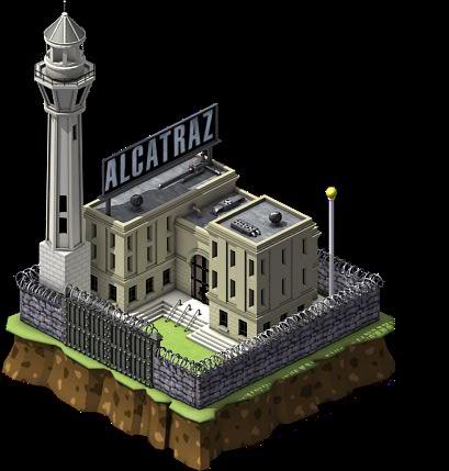 Alcatraz png 4 » PNG Image.