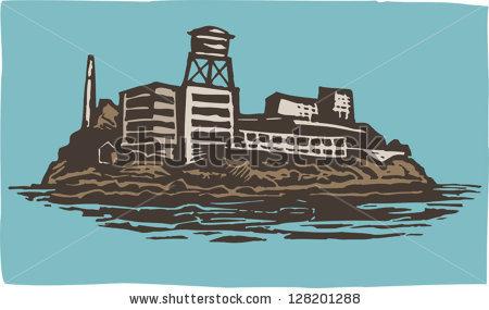 Alcatraz Stock Vectors, Images & Vector Art.