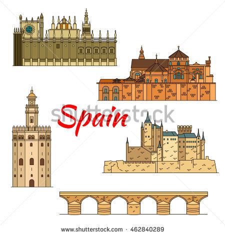 Alcazaba Stock Photos, Royalty.