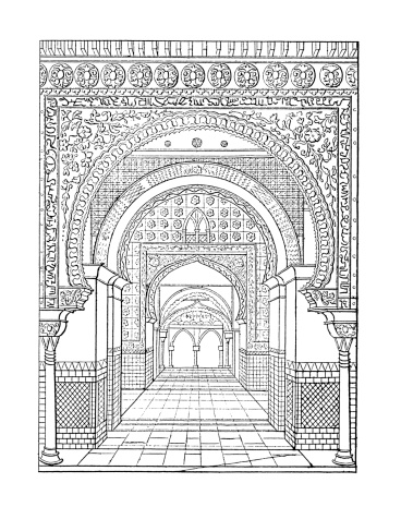 Alcazaba Clip Art, Vector Images & Illustrations.