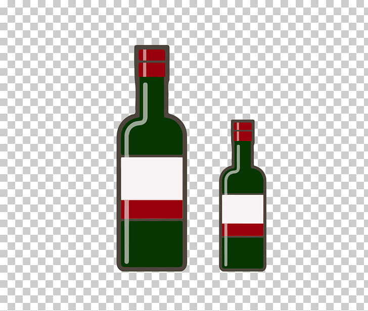 Wine Cocktail Bottle Alcoholic beverage, Bottle free PNG.