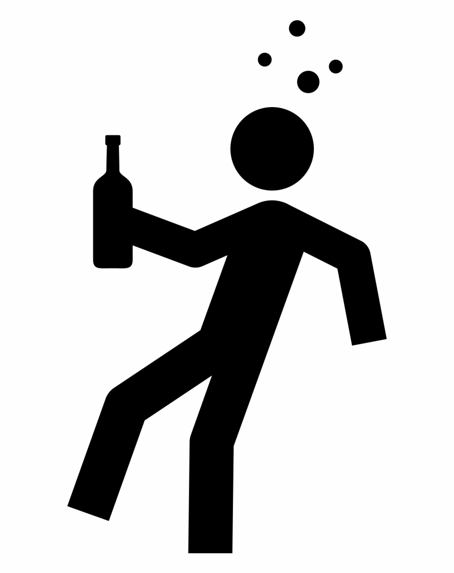 Alcoholic Drink Alcohol Intoxication Computer Icons Man.