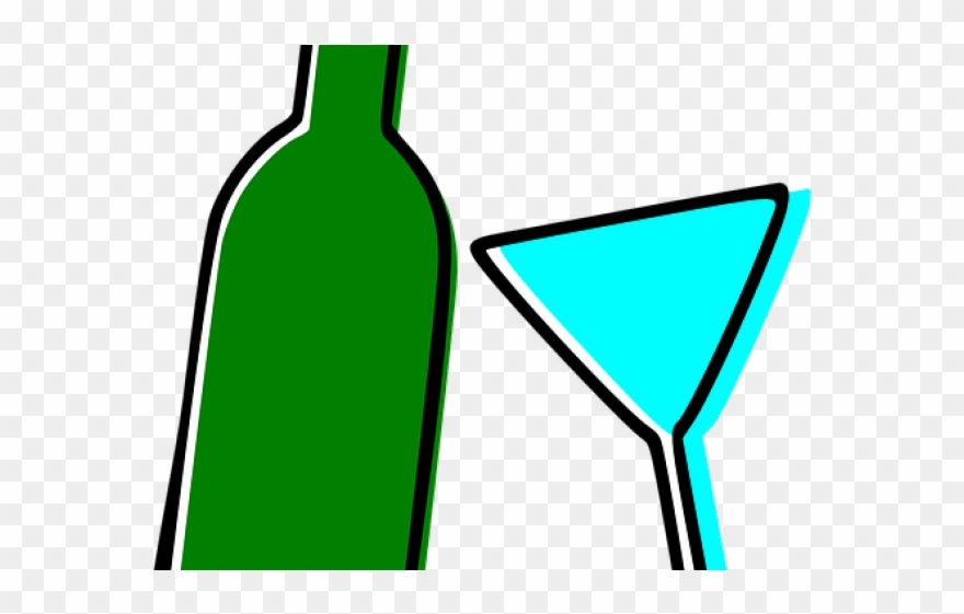 Boose Clipart Green Drink.