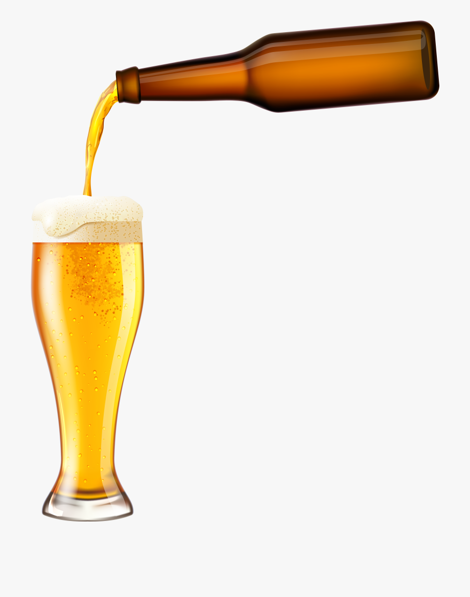 Beer Clipart Alcoholic Drink.