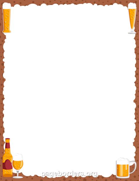 Alcohol clipart border, Picture #219748 alcohol clipart border.