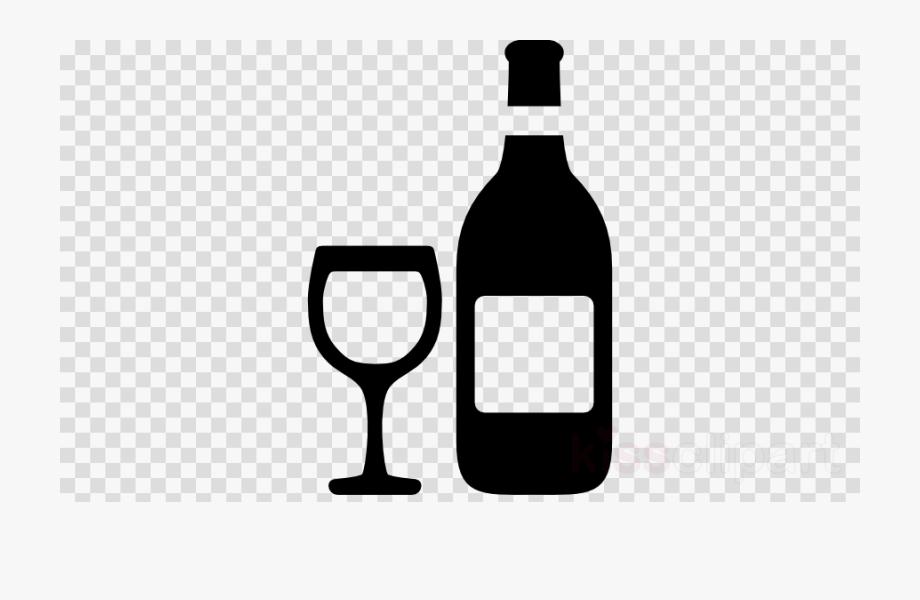 Wine Bottle Clipart Liquor.