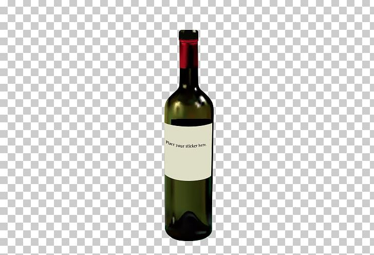 White Wine Glass Bottle PNG, Clipart, Alcohol Bottle, Bottle.
