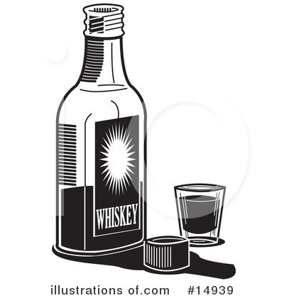 Alcohol Clipart #14939.