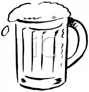 Alcohol clipart black and white 3 » Clipart Station.