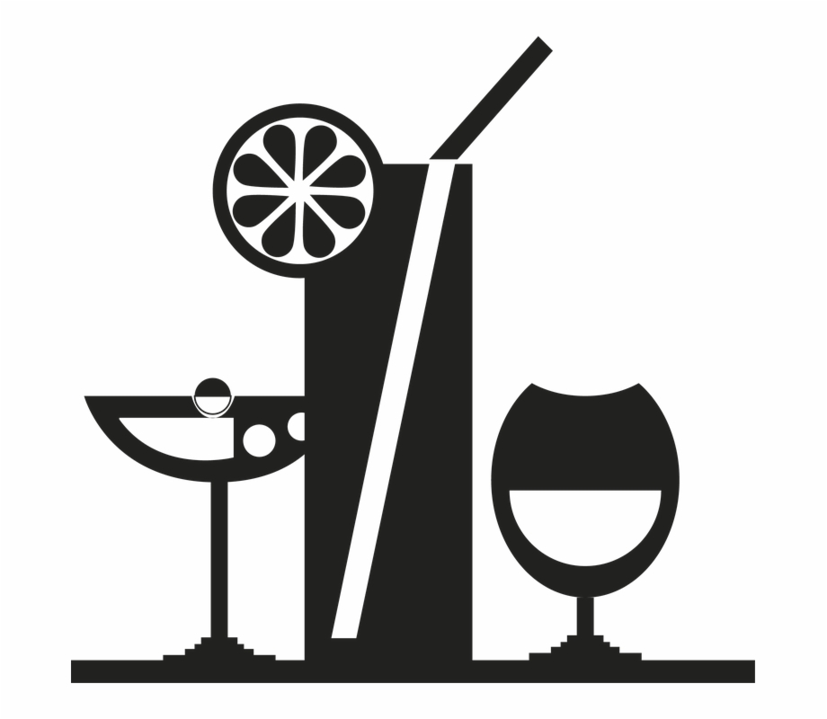 Free Alcohol Clipart Black And White, Download Free Clip Art, Free.