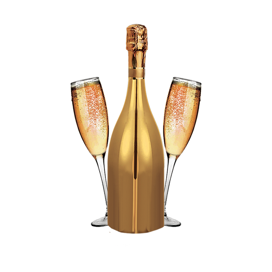 Champagne Wine Bottle Alcoholic drink.