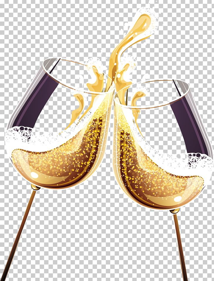 Alcohol clipart gold clipart images gallery for free.