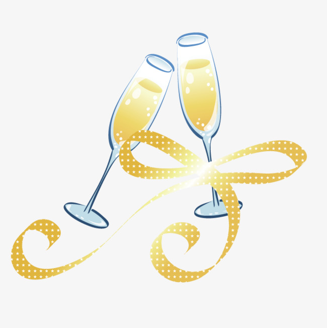 1351 Wine Glass free clipart.