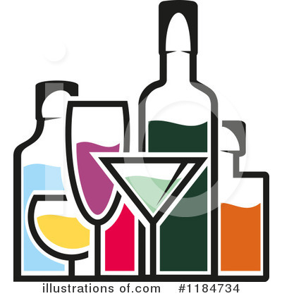 Alcohol Clipart #1184734.