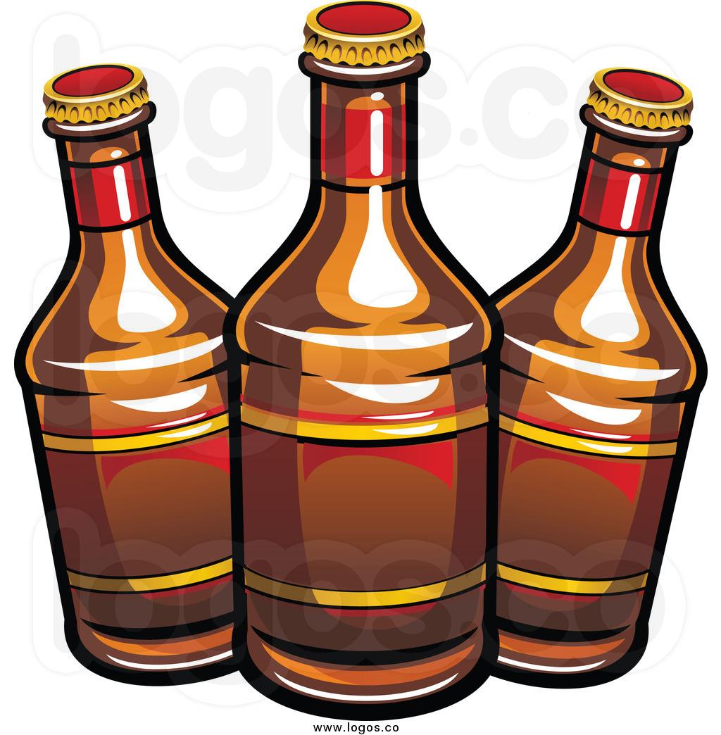 10320 Bottle free clipart.