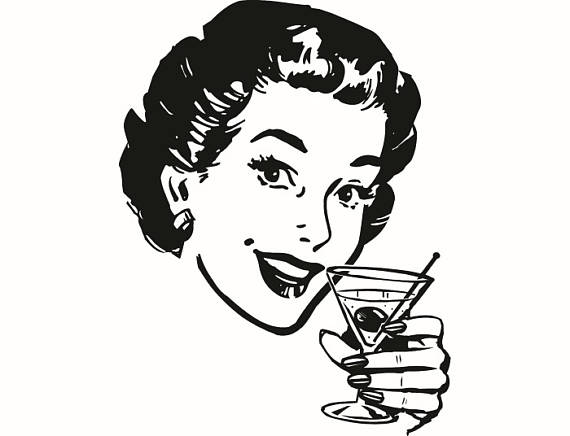 Alcohol clipart vintage, Alcohol vintage Transparent FREE.