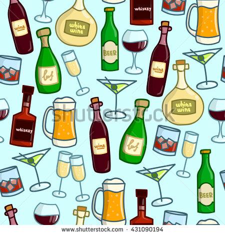Alcohol Bottle Stock Photos, Royalty.