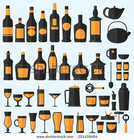 Alcohol Consumption Stock Photos, Royalty.