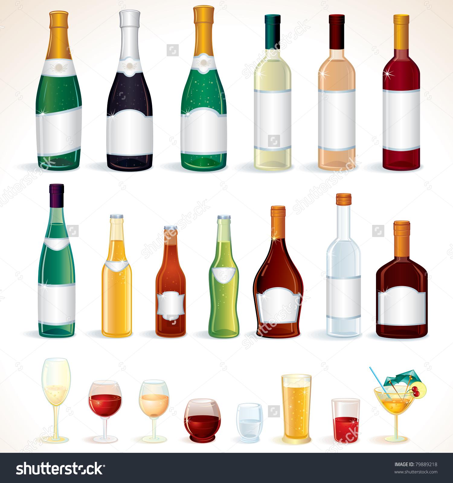 Clipart alcohol.