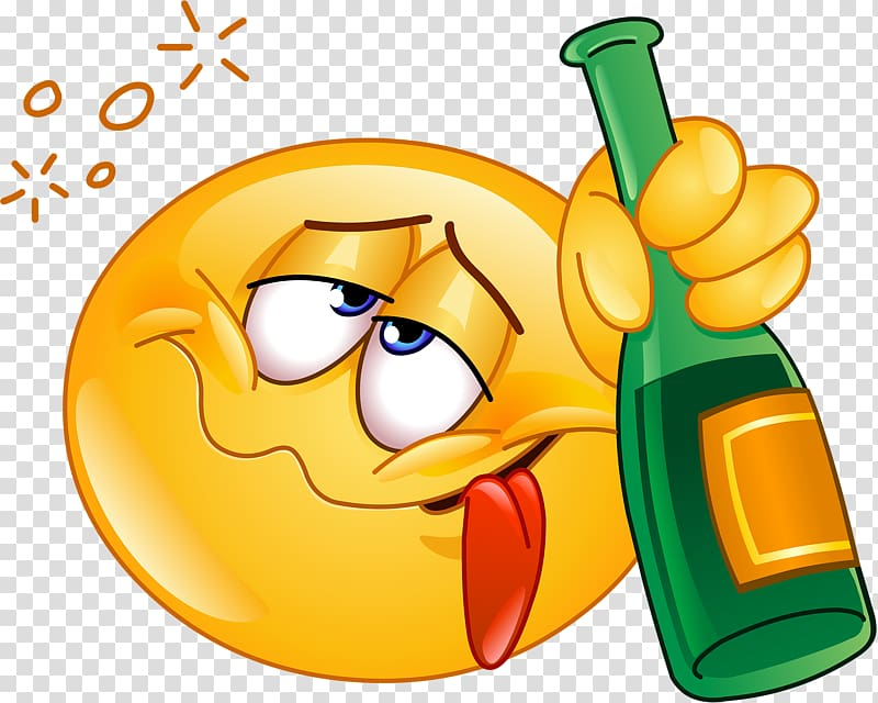 Drunk emoji , Emoticon Smiley Alcohol intoxication.