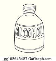 Alcohol Swab Clip Art.