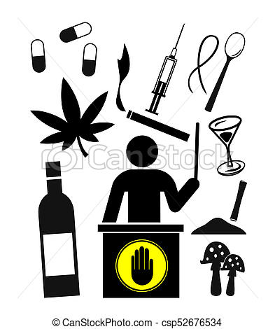Substance abuse clipart » Clipart Station.