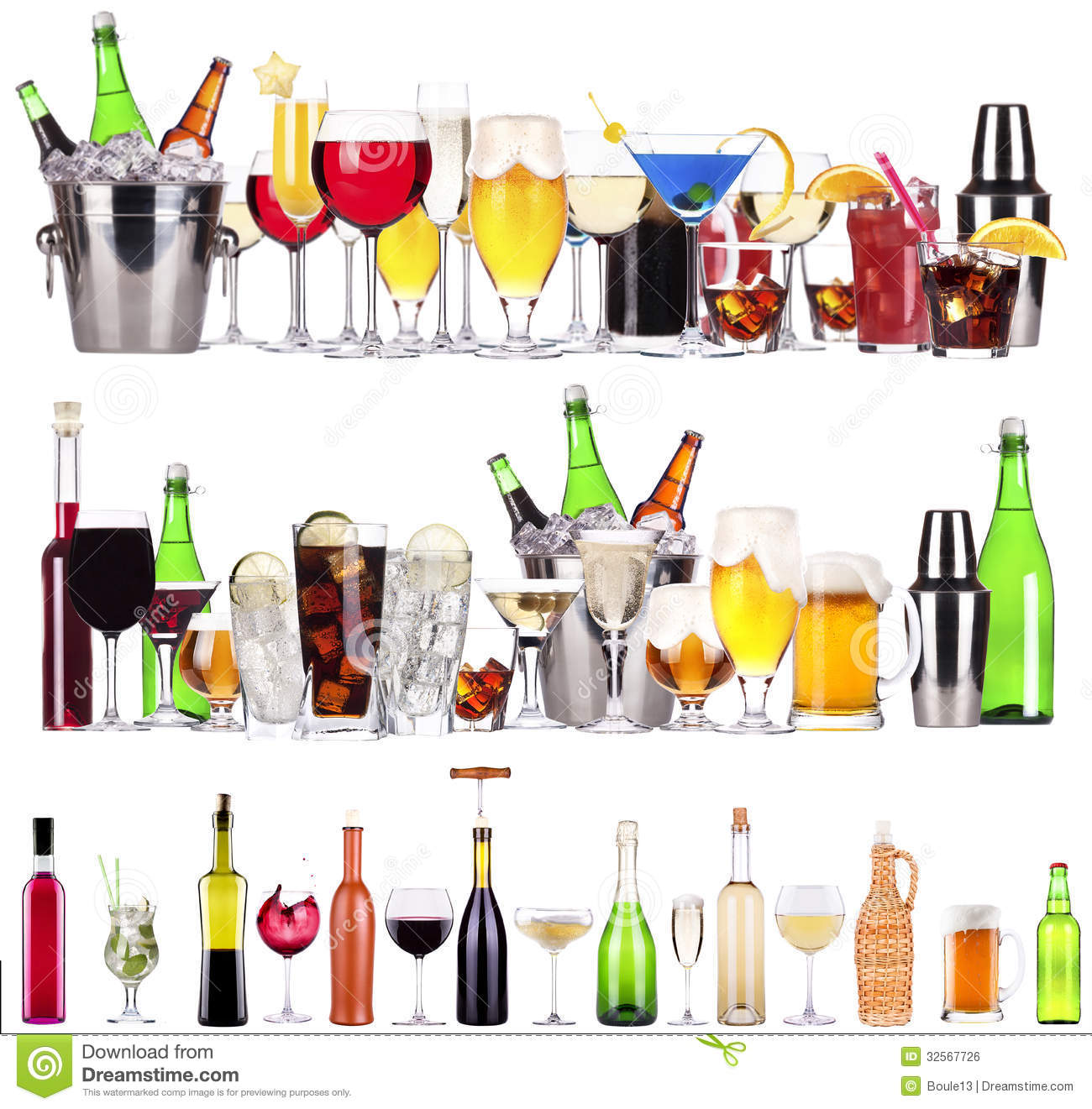 alcoholic beverages clipart clipground