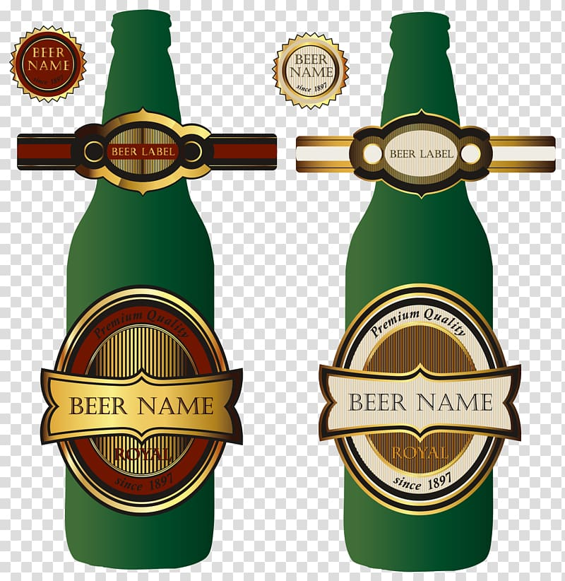 Beer bottle Wine Beer bottle, Bottle icon transparent.