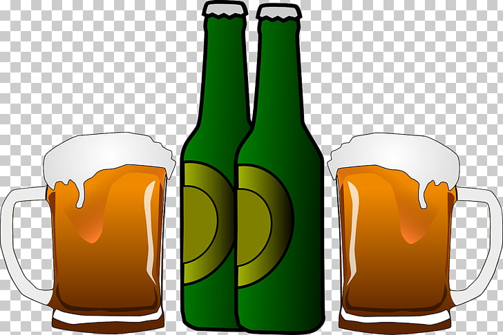 Beer Cocktail Alcoholic drink , beer bottle PNG clipart.