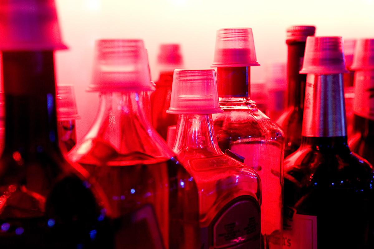 Alcoholic Man Public Domain Clipart.