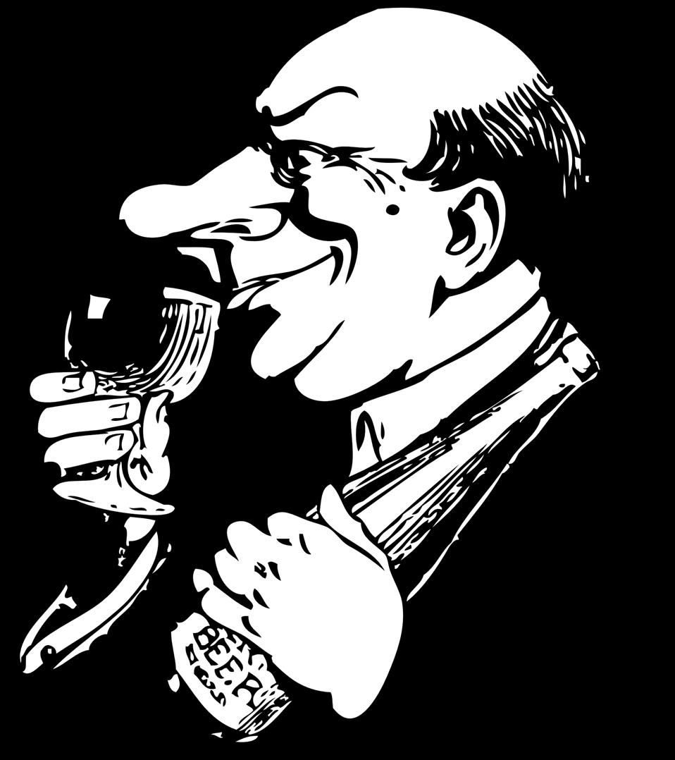 Public Domain Clip Art Image.