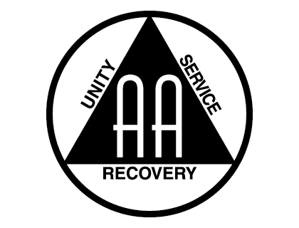 Alcoholics Anonymous Vector Logo.