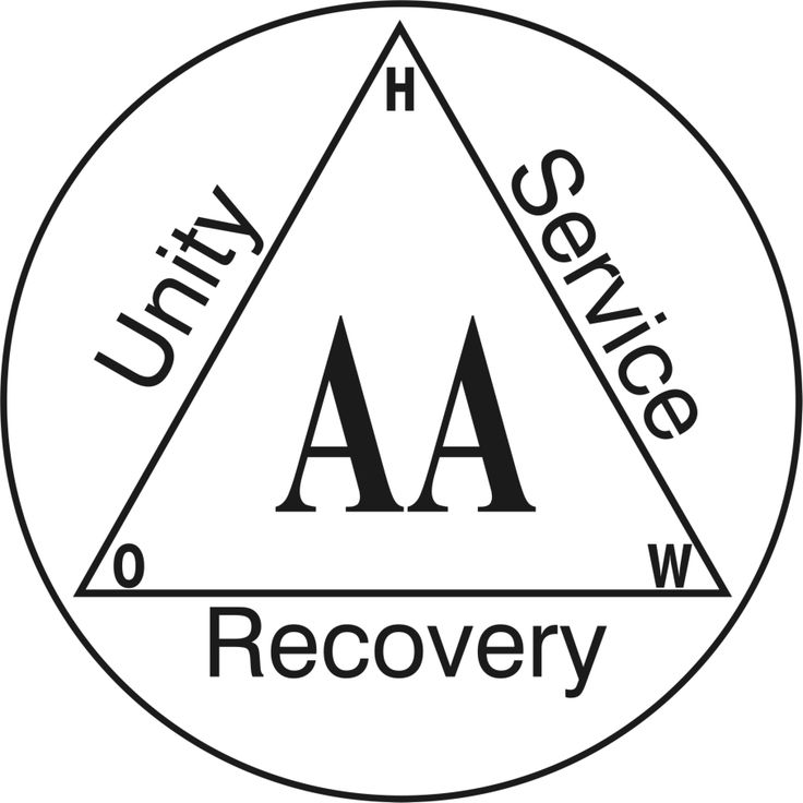 Free alcoholics anonymous clipart.