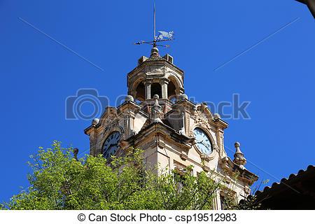 Pictures of Casa Consistorial Alcudia Mallorca.