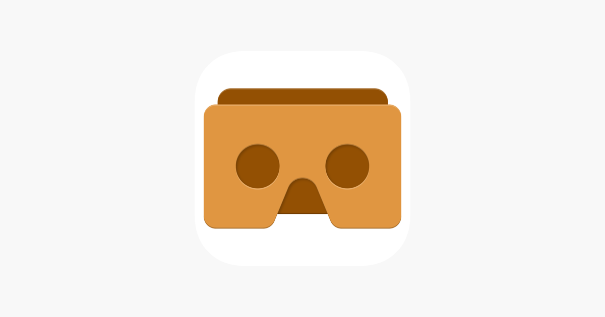Google Cardboard on the App Store.