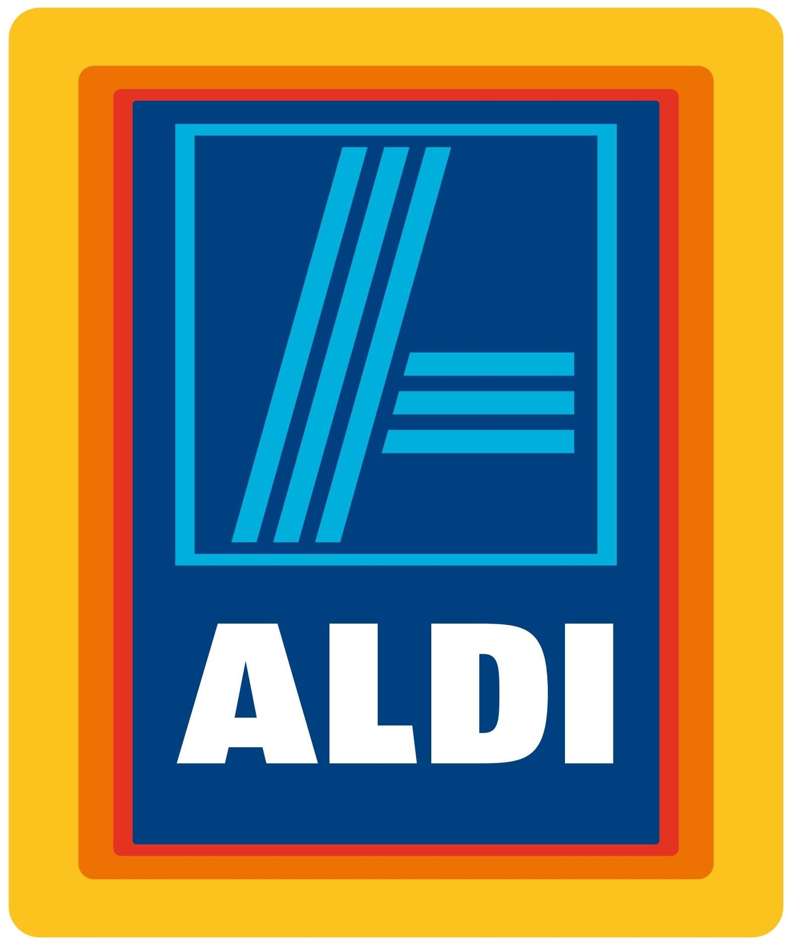 Aldi Logo [PDF] Download Vector.