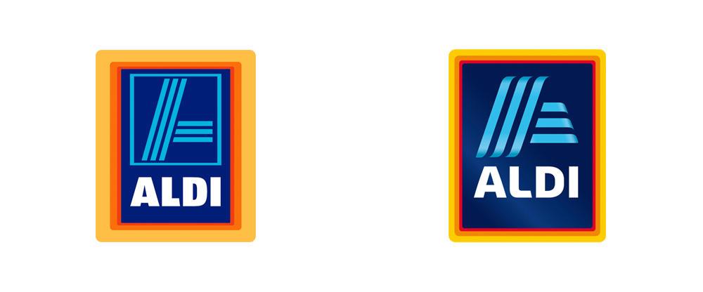 Aldi Logo 2021