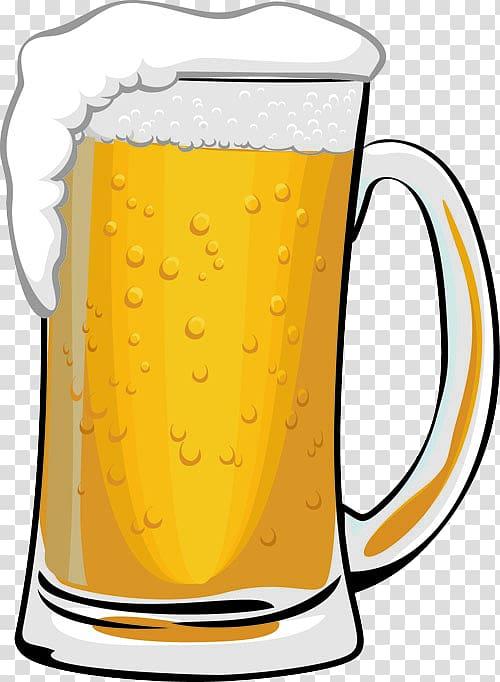 Beer Glasses Cocktail Drink Cup, beer transparent background.